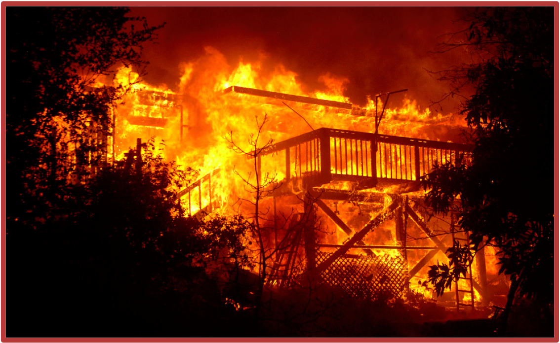 Wildfires insurance coverage - Scarsdale insurance - Advocate Brokerage Corp.