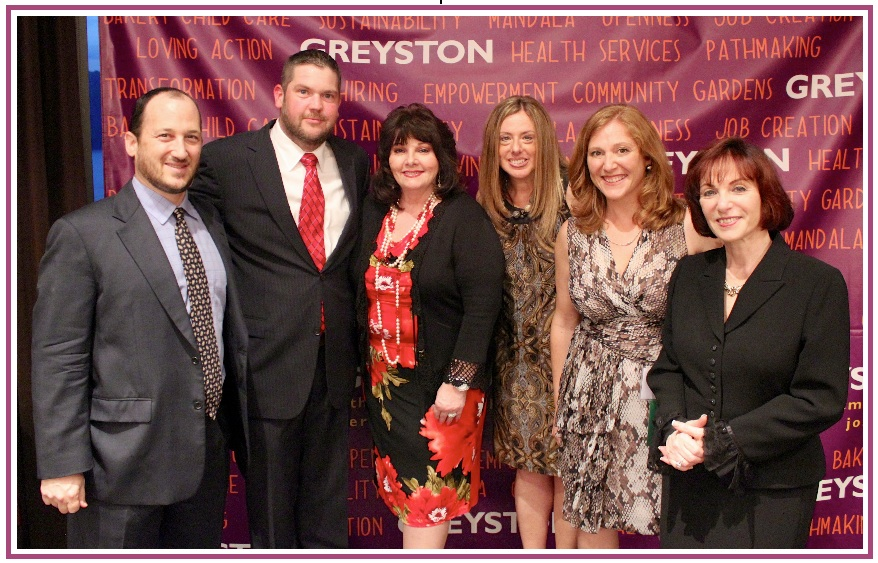 Members of Advocate Brokerage Corp, Platinum Sponsors, including Glenn Binday, Craig Cheverko, Carol Gramolini, Lynn Palma, Denise Koslowsky, and Rosalyn Binday